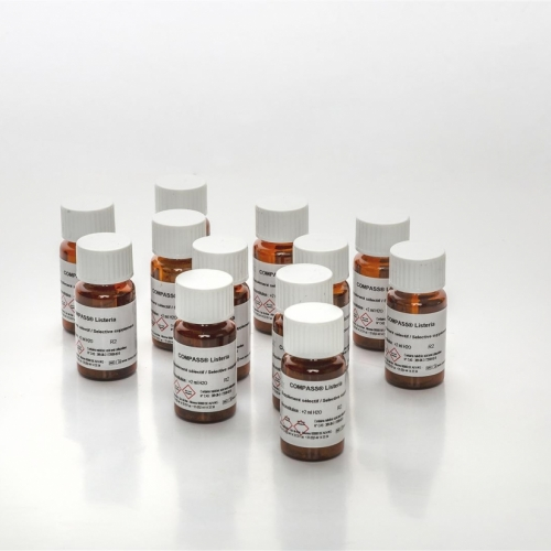 COMPASS® Listeria Agar Selective Supplement - liquid