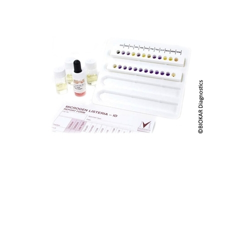 Microgen Listeria-ID system