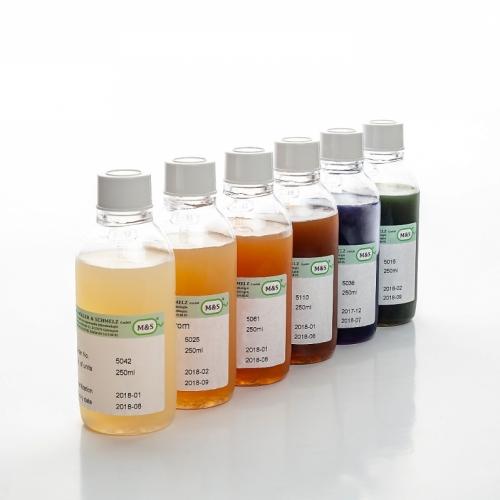 Orangeserum-Agar