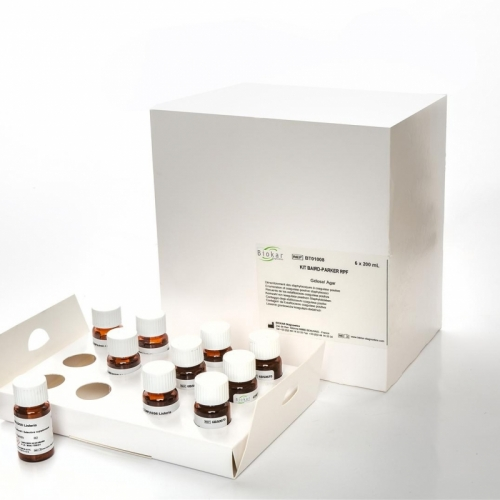 COMPASS® Listeria Agar Kit